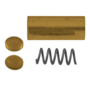Single tube 750/- yellow gold