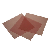 Casting wax sheet, pink (soft)