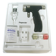 Ear piercing instrument kit