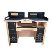 Workbench for goldsmiths BLACK
