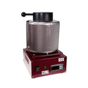 Electric melting furnace, 2 kg