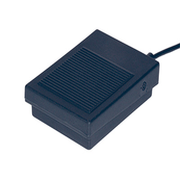 Foot pedal for PUK