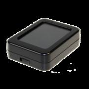 Sales box black/black, large