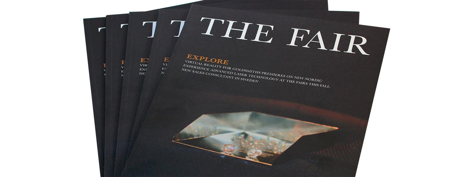 Vores magasin The Fair er et Cradle to Cradle-certificeret produkt. Det betyder, at magasinet er 100 % biologisk nedbrydelig og helt fri for skadelige kemikalier og tungmetaller.