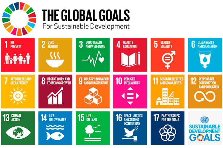 These 17 Sustainable DevelopmentGoals highlight national challenges with regional andglobal consequences which individual countries find it difficultto deal with alone