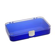 Plastic box for inserts