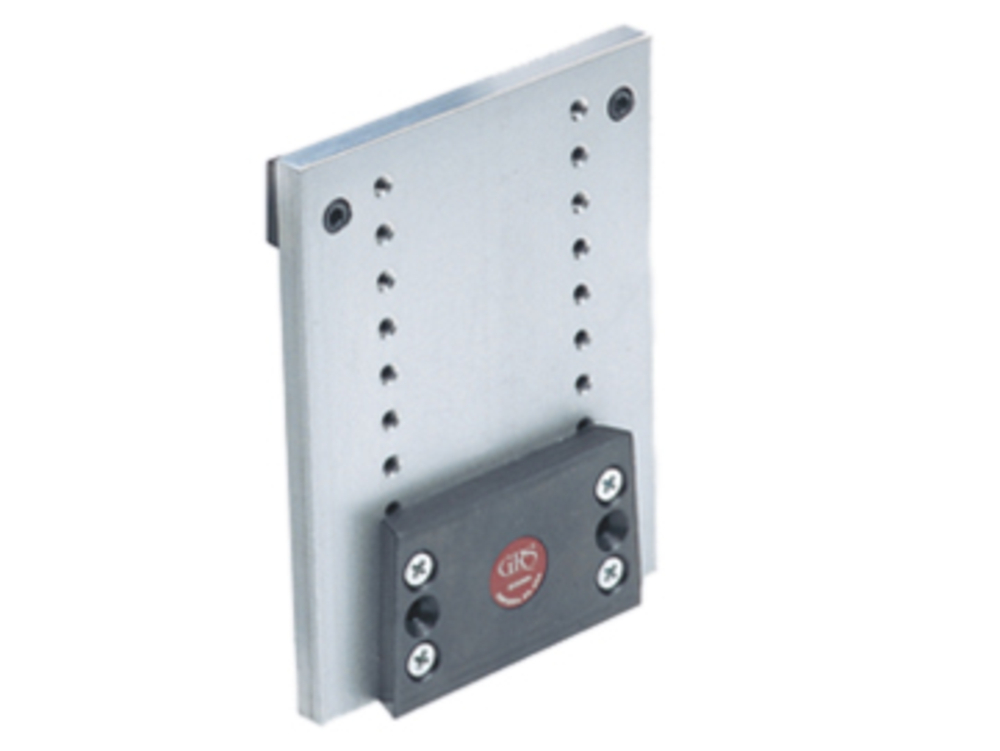 Mounting plate with extra height, GRS