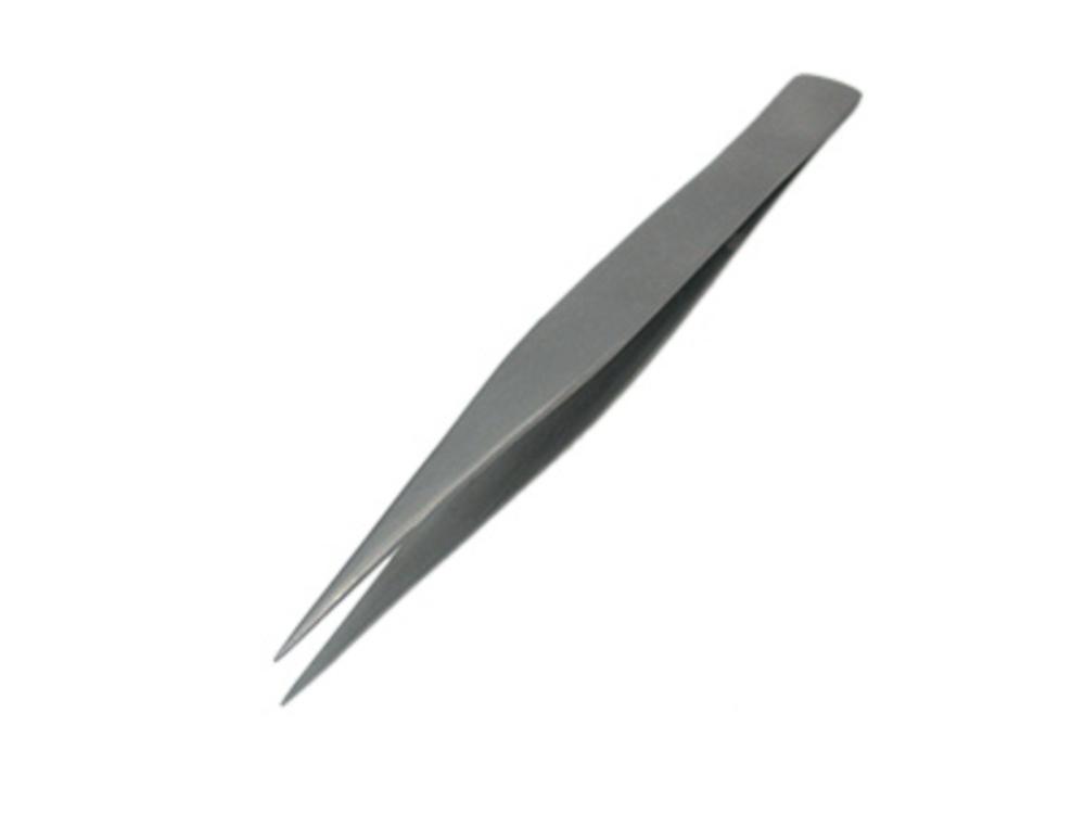 Tweezer in titanium, 130 mm
