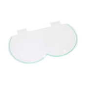 Løse glas til Megaview pandelup