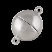 Blank magnet-kuglelås 925/-, 8,25 mm